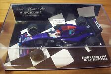 1/43 SIMTEK FORD S941 1994 ROLAND RATZENBERGER 1st VERSION