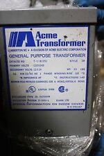 Acme T-1-81051 120x240volts, 12x24volts General purpose transformer