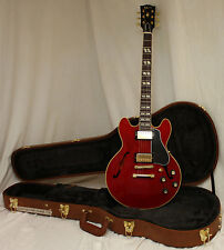 Gibson ES-349 (ES-339 w/345 appointments) - Sixties Cherry (2015)