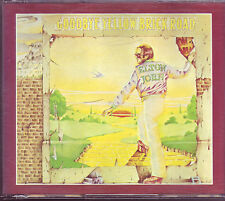 RARE Elton John Goodbye Yellow Brick Road Australian 2-CD in fat box