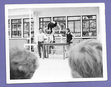 CHINESE ACROBAT HONG KONG ORIGINAL VINTAGE OLD PHOTO 16x13cm SO5