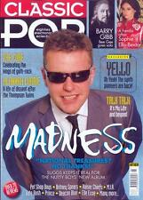 MADNESS - BARRY GIBB - THE CURE - PRINCE UK CLASSIC POP magazine October 2016