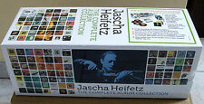 Jascha Heifetz The Complete Original Jacket Collection (104 CD/DVD) SEALED