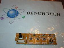 Panasonic RJBX0269AB Volume Function IR Sensor Board For Model SA-AK600