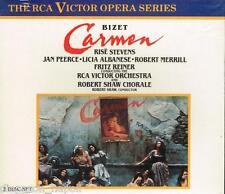 Bizet: Carmen / Reiner, Stevens, Peerce, Albanese, Merrill - CD