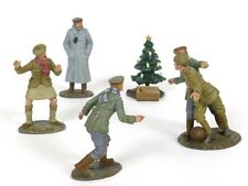 WBritain Look At Him Go A Friendly Game 1914 Christmas Truce Set No 2 WW II