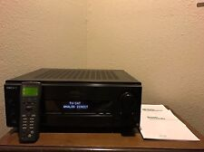 Sony STR-V444ES 5.1 channel AV Receiver Black600 Watts W/ RM-LJ304 Remote Bundle