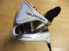 TaylorMade Burner Superfast 2.0 9.5* DRIVER WOOD Matrix Ozik XCon-4.8 R-Flex