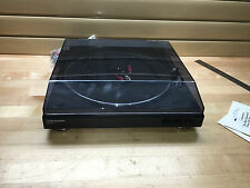 Audio Technica USB turntable AT-LP2D USB or RCA connections