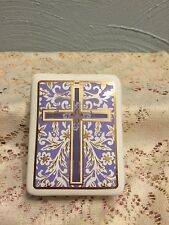 Hallmark across Trinket Box Ceramic The Lord Bless And Keep Thee