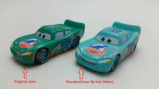 Mattel Disney Pixar Cars Change Color Dinoco McQueen 1:55 Loose New In Stock #