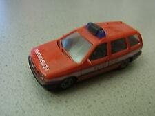 Herpa VW Golf Variant Feuerwehr Blaulicht ohne Ortsbezeichnung aus Sammlung