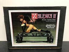 ZALESKA II Astral Vampire Fairy Limited Resin Model Kit by Monsters in Motion