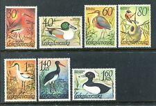 Czechoslovakia 1447-53 MNH Birds 1967 Godwit, Shoveler, Heron, Penduline, x19939