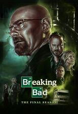 Breaking Bad Version E Tv Show Poster 14x20  inches