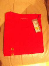NEW with TAG M&S  Scoop Neck  RED Top  16  Christmas ?  Gift ?