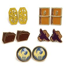 Officially Licensed Fantastic Beasts & Where To Find Them 5 Pack Earring Set