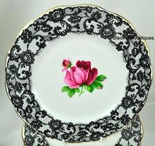"Lovely Royal Albert SENORITA Bone China LUNCHEON PLATE Made England 8 1/4""  RARE"