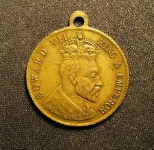 UK King Edward VII 1902 Coronation Medal