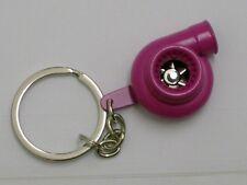 Burstflow Schlüsselanhänger Tuning Racing Turbolader Turbo Rosa Pink 21