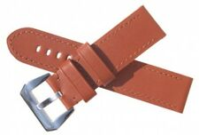 Waterproof Strap for Panerai Watches 24mm 40mm Case - Waterproof Mohagany