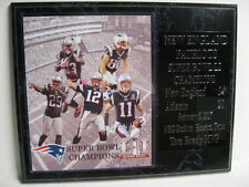 New England Patriots Super Bowl 51 Champions plaque - new lower pricing !!