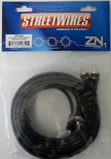 StreetWires ZN1240 Zero Noise ZN1 Series 2-Channel Interconnect Cable 13.12 ft