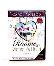 DVD VIDEO Carol McLeod Religion Self Help THE ROOMS OF A WOMAN'S HEART