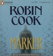 Marker by Robin Cook (2005, CD, Unabridged)
