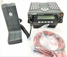 Motorola XTL2500 VHF  136-174 MHz Base Station P25 Radio + accessories ALIGNED