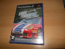 CAR RACING CHALLENGE  - SONY PS2 PLAYSTATION 2 - NEW  SEALED - PAL VERSION -