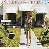 Axelle Red : Jardin secret (CD)