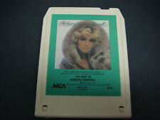 The Best of Barbara Mandrell, 8 Track Tape,Tested,Woman To Woman,Midnight Angel
