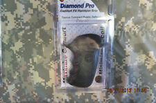 PACHMAYR DIAMOND PRO RUBBER GRIP FOR TAURUS COMPACT POLY PUBLIC DEFENDER