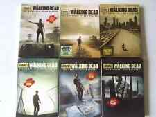 The Walking Dead Complete Season 1-6 DVD,2016,26-Disc,1-2-3-4-5-6.Disc.FREE SHiP