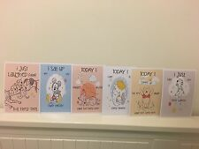 Baby Milestone Cards, Disney Cards, Baby Shower Gift, Christening Gift, New Baby