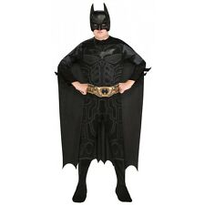 Batman Costume Kids The Dark Knight Superhero Halloween Fancy Dress