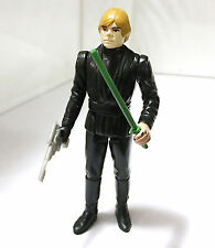 1983 LUKE SKYWALKER w/GREEN LIGHTSABER • C7-8 • VINTAGE KENNER STAR WARS
