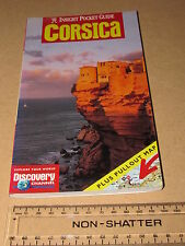 INSIGHT POCKET GUIDE CORSICA PLUS PULLOUT MAP DISCOVERY CHANNEL PAPERBACK 2000