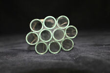 GLASS TUBING 10 Pieces BOROSILICATE PYREX TUBES 18mm x1.8mmx300mm