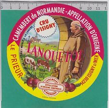 J132 FROMAGE CAMEMBERT 250 GR. LES VEYS MANCHE ISIGNY SUR MER CALVADOS MOINE