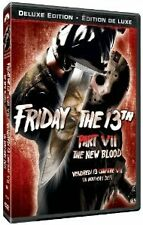 Friday the 13th Part VII - The New Blood (DVD) Deluxe Edition
