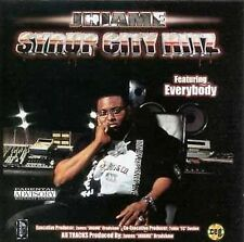 Jhiame: Syrup City Hitz Explicit Lyrics Audio Cassette