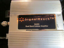 SA-200 Signal Reach Cellular Amplifier,Case and Antenna
