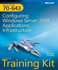 MCTS Self-Paced Training Kit (Exam 70-643): Configuring Windows Server 2008 Appl