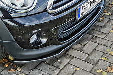 Sonderaktion Spoilerschwert Frontspoilerlippe Cuplippe ABS MINI Cooper R56 ABE