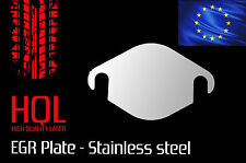 EGR Valve blanking plate FORD MK7 TRANSIT 2.2 2.4 tdci Land Rover Peugeot HDI