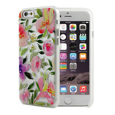 "Prodigee Show Meadow Flower Floral Clear iPhone 6 6s PLUS 5.5"" Case Slim Cover"