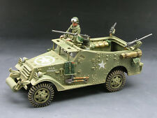 King and (&) Country BBA016 - M3A1 White Scout Car - Retired