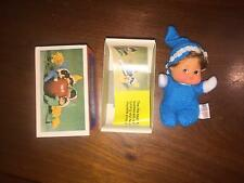 VINTAGE FUN WORLD LITTLE MISS MATCHPACK (BLUE) MINI DOLL    NEW